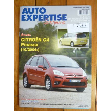 C4 Picasso 06- Revue Auto Expertise Citroen