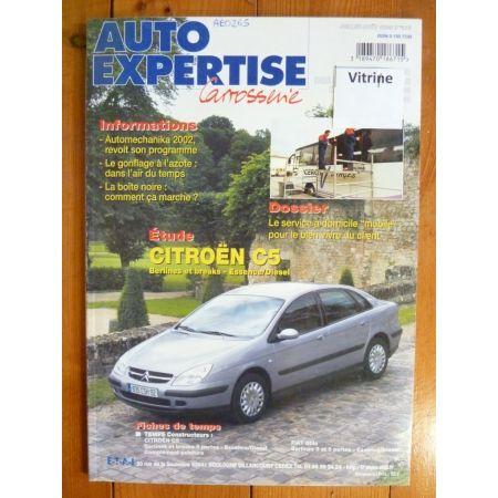 C5 Revue Auto Expertise Citroen