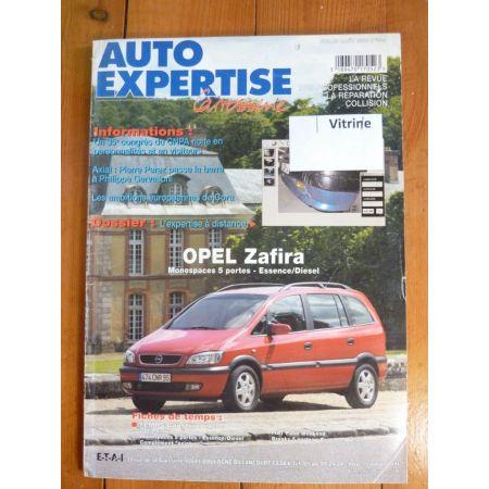 Zafira Revue Auto Expertise Opel