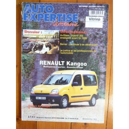 Kangoo Revue Auto Expertise Renault