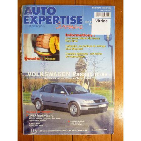 Passat 96- Revue Auto Expertise Volkswagen