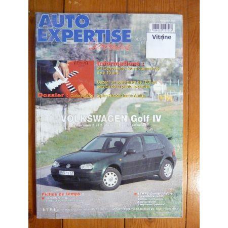 Golf 4 - IV Revue Auto Expertise Volkswagen