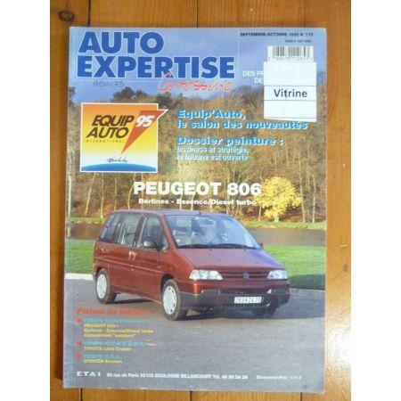 806 Revue Auto Expertise Peugeot