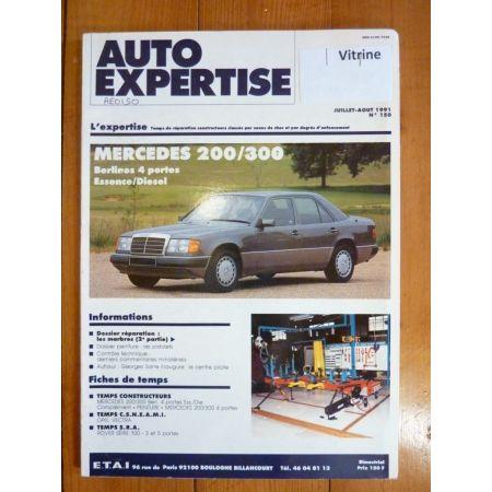 200 300 Revue Auto Expertise Mercedes