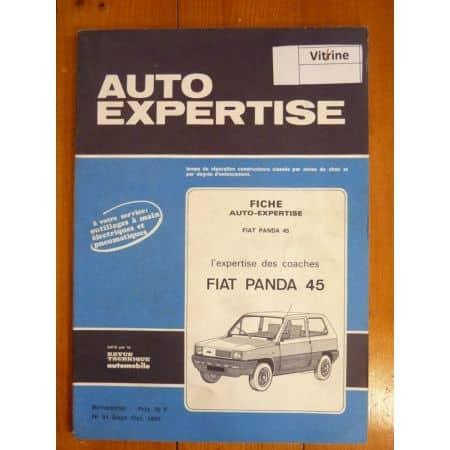 Panda 45 Revue Auto Expertise Fiat