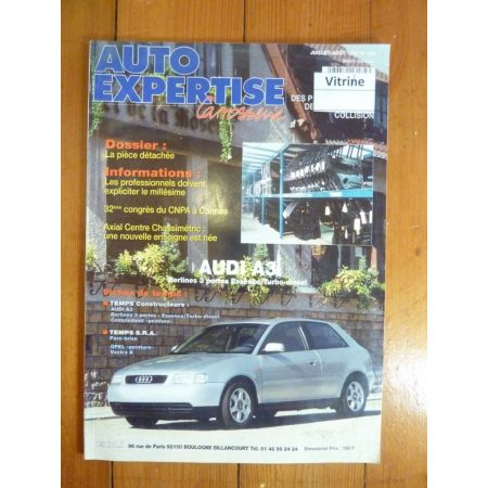 A3 Revue Auto Expertise Vw