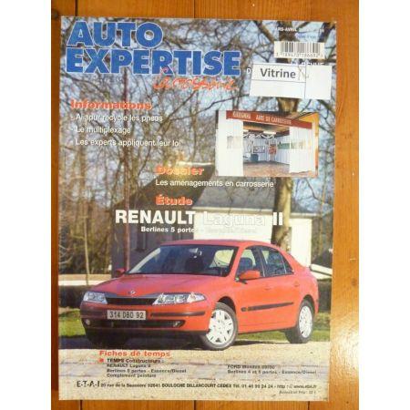 Laguna II Revue Auto Expertise Renault