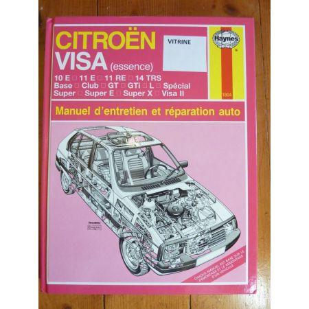 Visa Ess Revue Technique Haynes Citroën