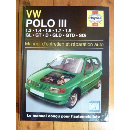Polo III Revue Technique Haynes Volkswagen