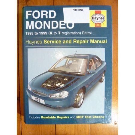 Mondeo 93-99 Revue Technique Haynes Ford Anglais