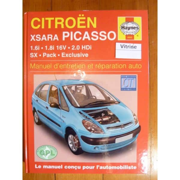 citroen xsara picasso 16v 2 0 hdi sx pack. Black Bedroom Furniture Sets. Home Design Ideas