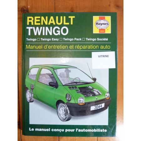 Twingo Revue Technique Haynes Renault