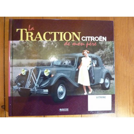 Traction Citroën Revue Atlas