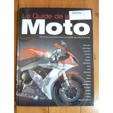 Guide de la Moto Revue Technique Haynes