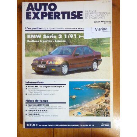 Série 3 91- Revue Auto Expertise Bmw