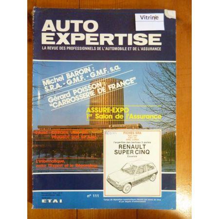 SuperCinq Revue Auto Expertise Renault