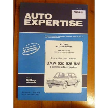 520 525 528 6cyl Revue Auto Expertise Bmw
