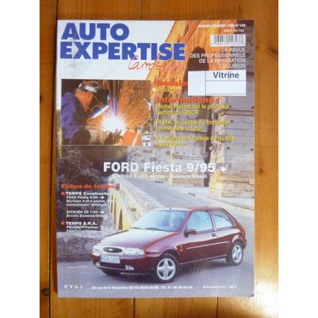 Fiesta 95- Revue Auto Expertise Ford