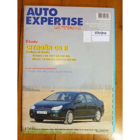 C5 II Revue Auto Expertise Citroen