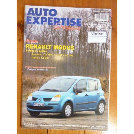 Modus Revue Auto Expertise Renault
