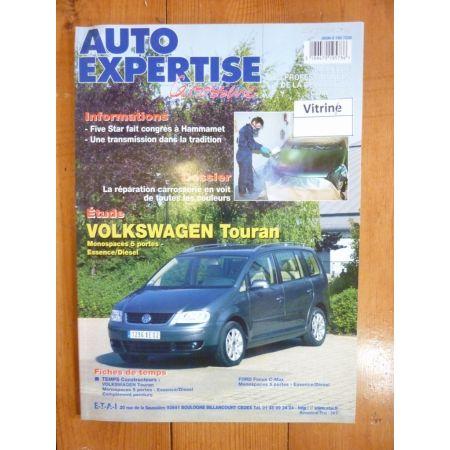 Touran Revue Auto Expertise Volkswagen