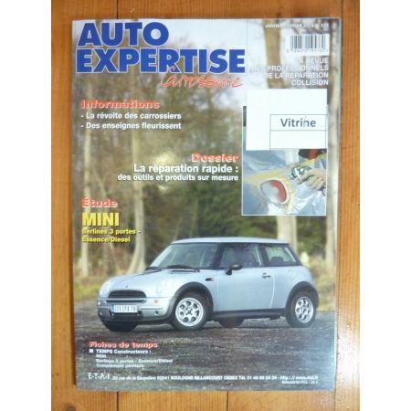 MINI Revue Auto Expertise Rover
