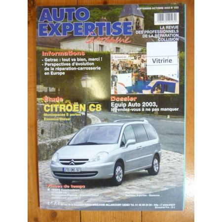 C8 Revue Auto Expertise Citroen
