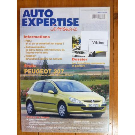 307 Revue Auto Expertise Peugeot