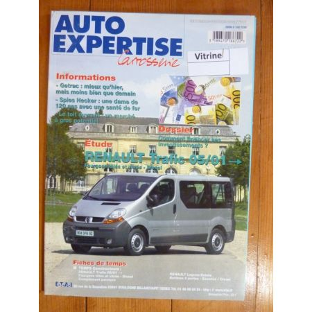 Trafic 01- Revue Auto Expertise Renault