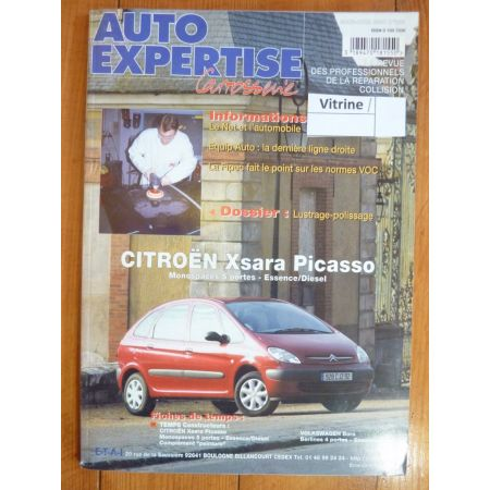 Xsara Picasso Revue Auto Expertise Citroen
