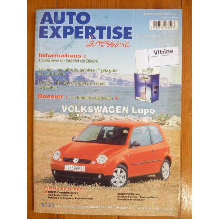 Lupo Revue Auto Expertise Volkswagen