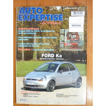 Ka Ess Revue Auto Expertise Ford