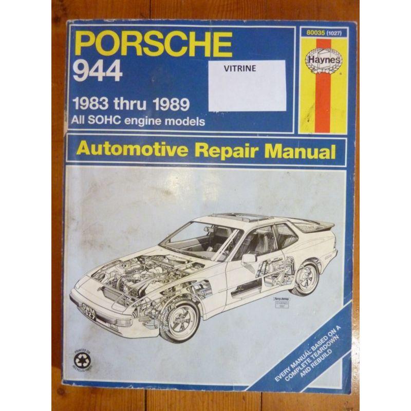 service manual repair manual 1991 porsche 944 free. Black Bedroom Furniture Sets. Home Design Ideas