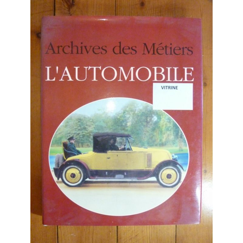 archives des metiers l 39 automobile. Black Bedroom Furniture Sets. Home Design Ideas