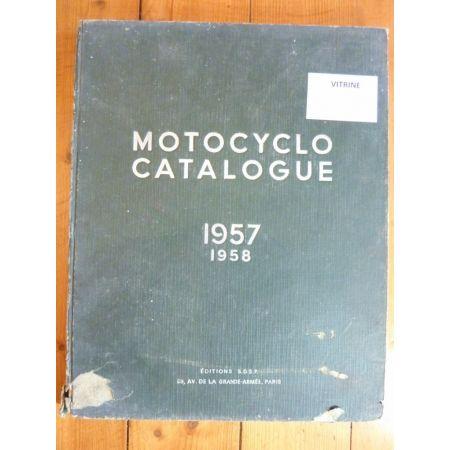 MOTOCYCLO 57-58