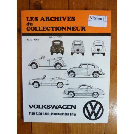 Coccinelle Cox Revue Technique Les Archives Du Collectionneur Volkswagen