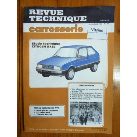 Axel Revue Technique Carrosserie Citroen