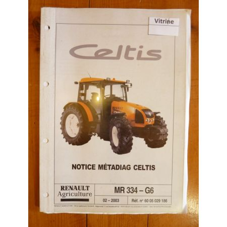 CELTIS - Notice METADIAG