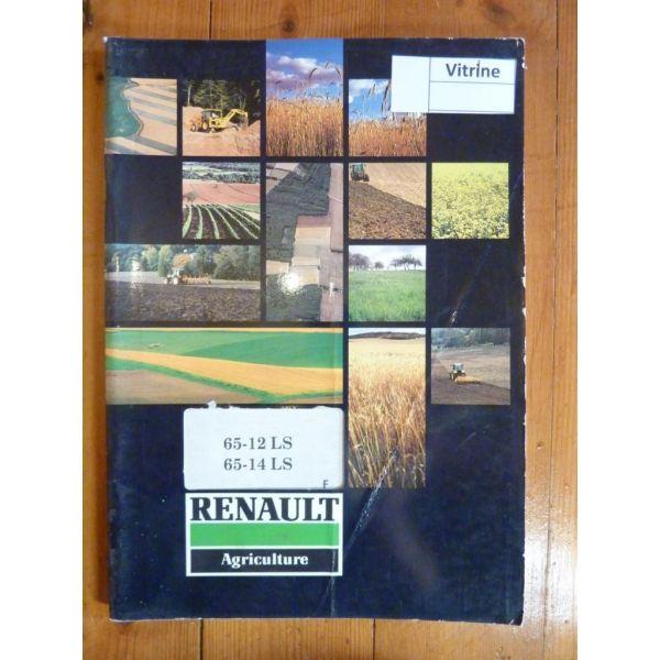 renault 65 12 ls 65 14 ls r3121 r3122. Black Bedroom Furniture Sets. Home Design Ideas