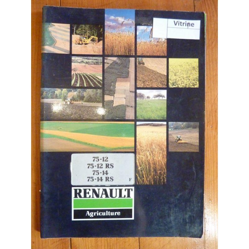 renault 75 12 75 14 rs r7731 r7732. Black Bedroom Furniture Sets. Home Design Ideas