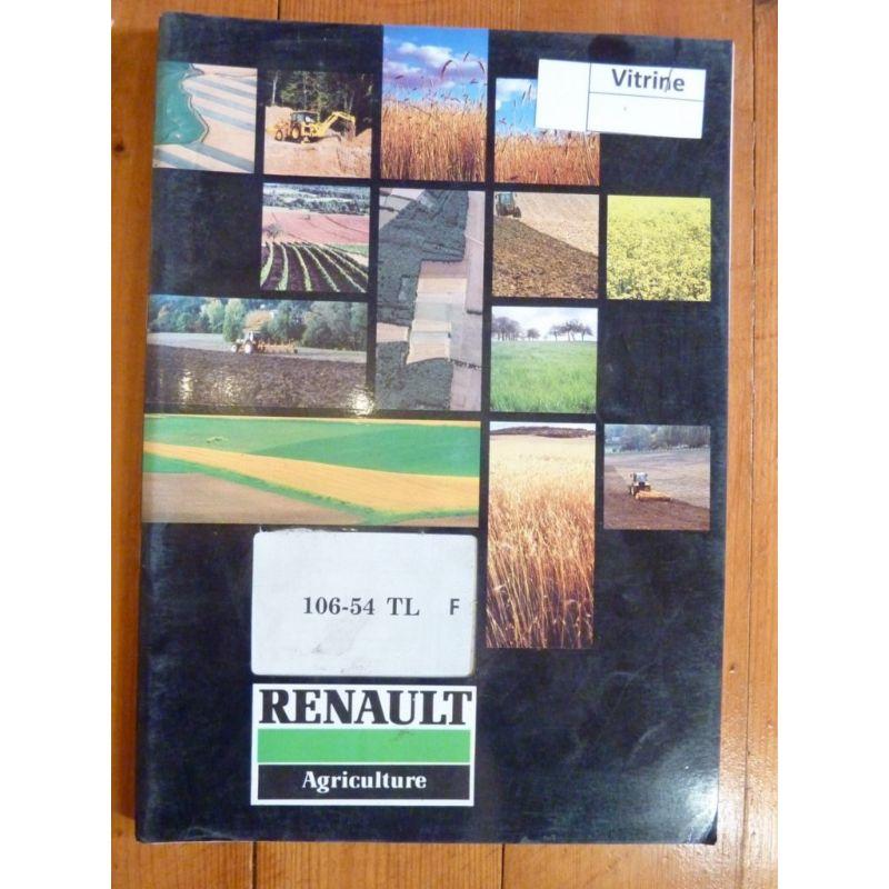 renault 106 54 tl r7842 manuel d 39 utilisation. Black Bedroom Furniture Sets. Home Design Ideas