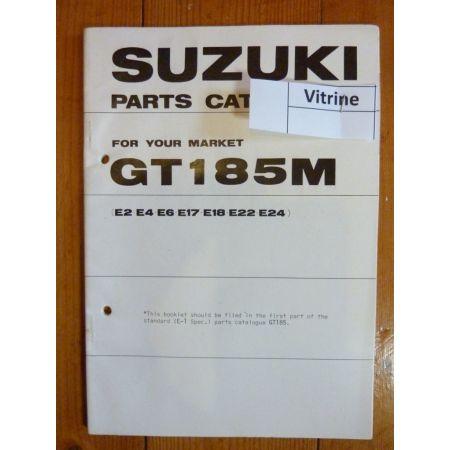 GT 185 M Catalogue Pieces