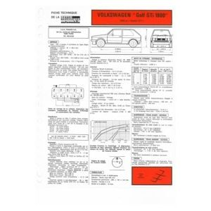 vw volkswagen golf gti 1800 1983 rabbit gti. Black Bedroom Furniture Sets. Home Design Ideas