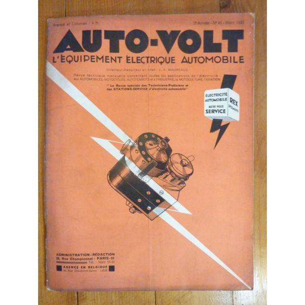 Démarreur 12V   Revue electronic Auto Volt
