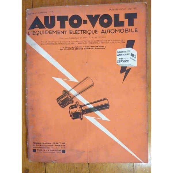 8CV12 SC4 Revue electronic Auto Volt