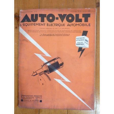 Magazine 049 Revue electronic Auto Volt