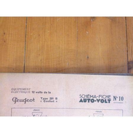 201B Confort Revue Electronic Auto Volt