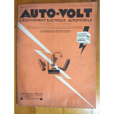 Magazine 051 Revue electronic Auto Volt