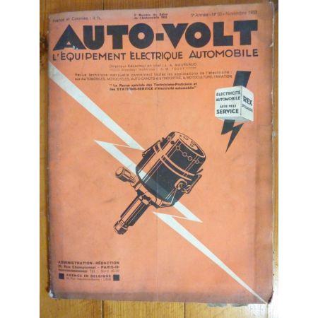 Lorraine 15cv Revue Electronic Auto Volt