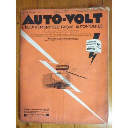 Magazine 054 Revue electronic Auto Volt